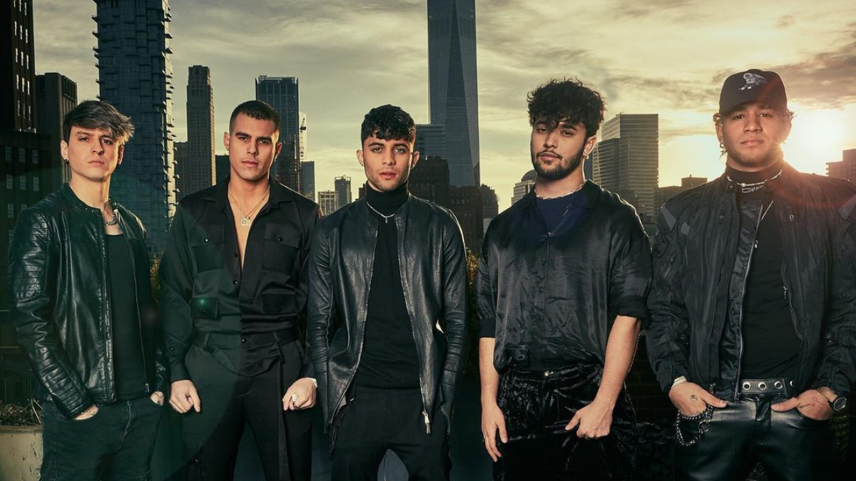 CNCO Can Swoop In To Be Our 'Hero' Any Day