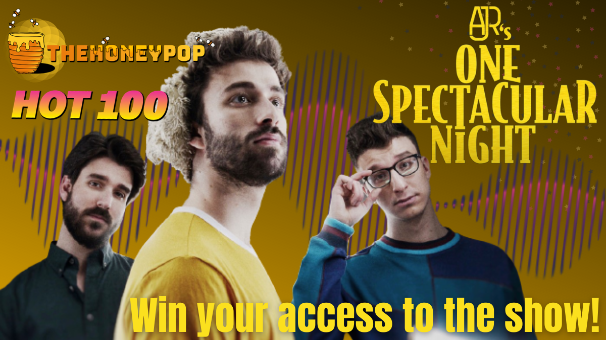 Win Two Free Access Codes to AJR's One Spectacular Night Live