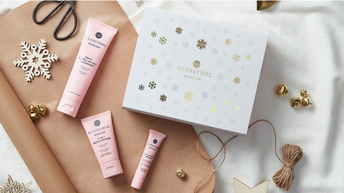 Pamper Yourself With The Exclusive Glossybox Skincare Christmas Gifting Set!