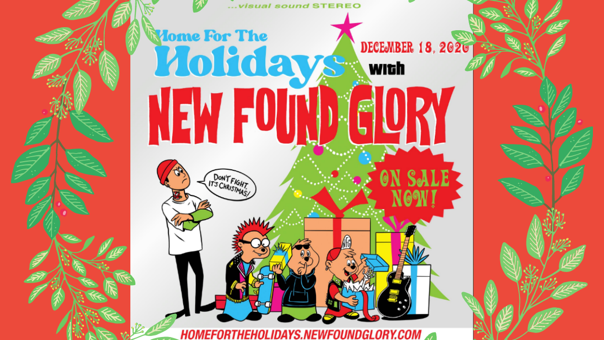 'December's Here' And It's Brought Us New Found Glory