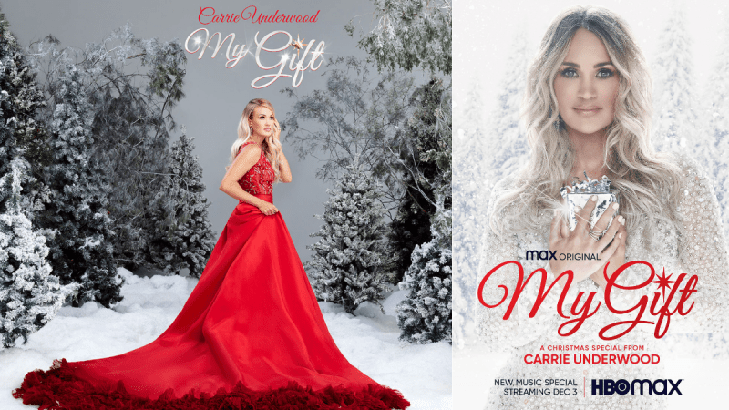 HBO Max Is Bringing Us the Joy of the Holidays, Courtesy of Carrie Underwood