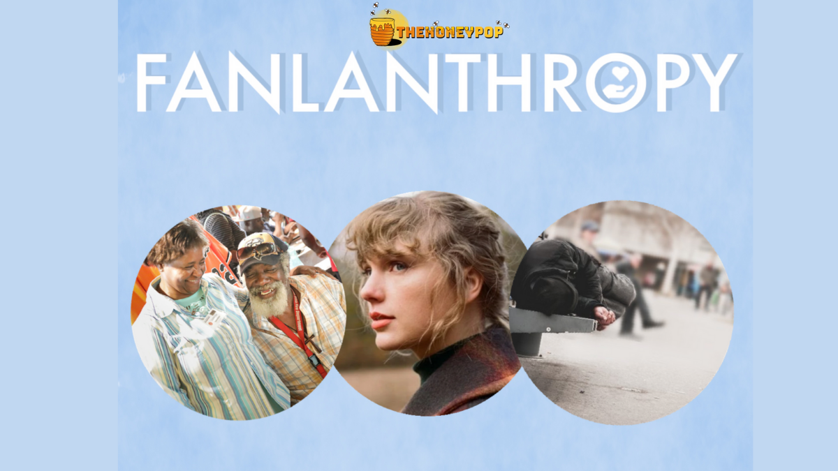 Fanlanthropy: Taylor Swift and Homelessness
