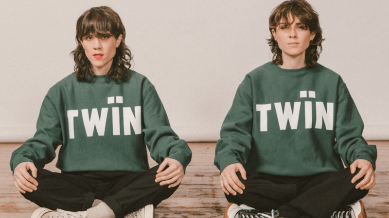 Tegan And Sara Are Spreading Some Holiday Cheer Over At Apple Music