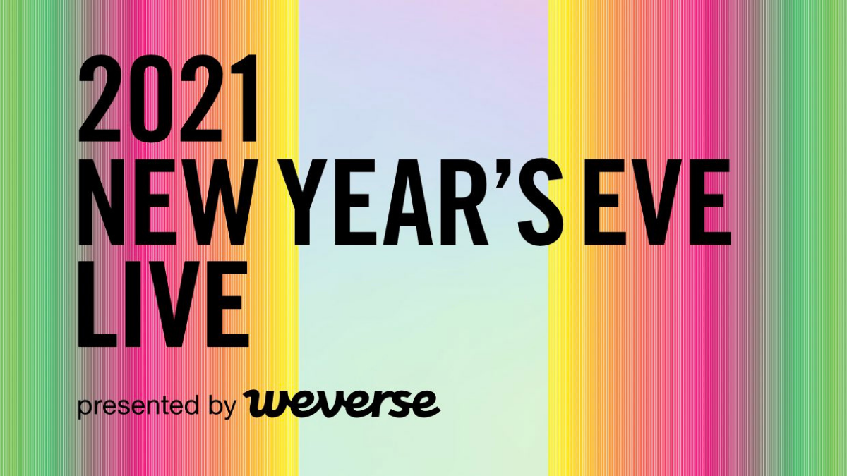 Party Alongside Big Hit Labels New Year's Eve Live!