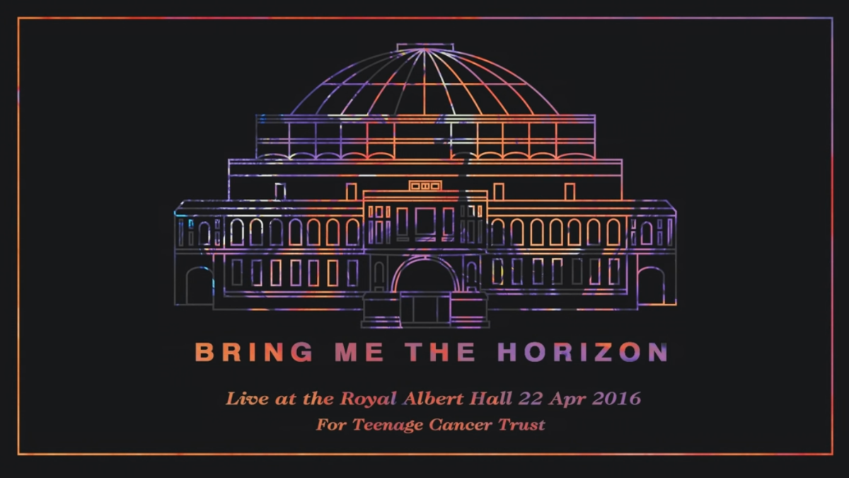 A Look Back At An Iconic Bring Me The Horizon Performance