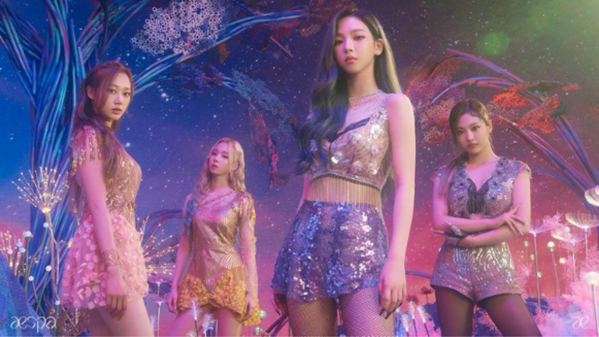aespa Are Charting And Making Waves With Their Debut