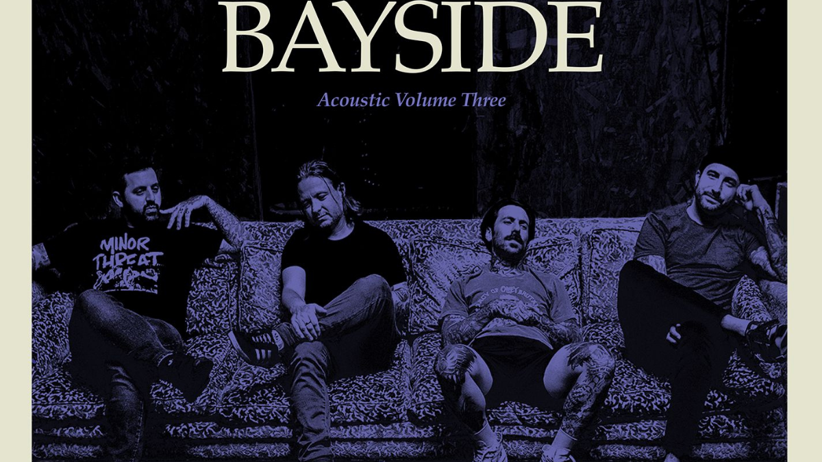 Bayside Gears Up For The Release Of Acoustic Volume 3