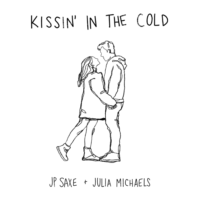 Single cover for Kissin' In The Cold via Arista Records