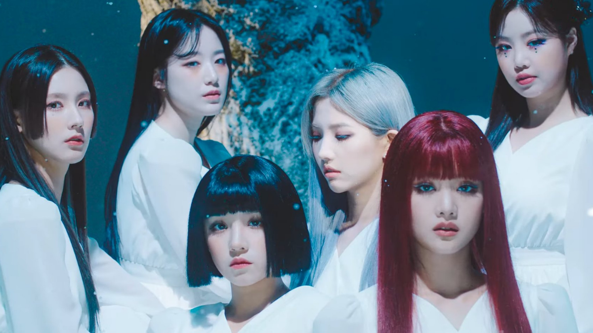 (G)I-DLE Owns This Winter With I burn and 'HWAA'