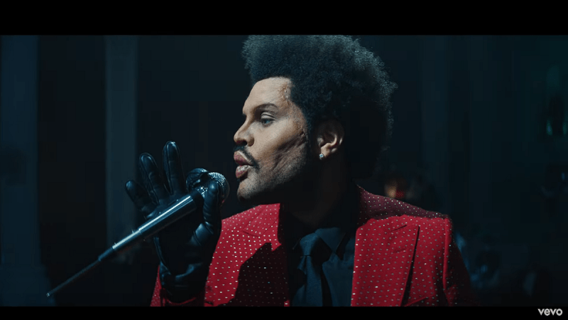 The Weeknd Is Back With Shocking 'Save Your Tears' Music Video