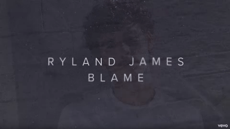 Don't 'Blame' Us We're Obsessing Over Ryland James' New Single