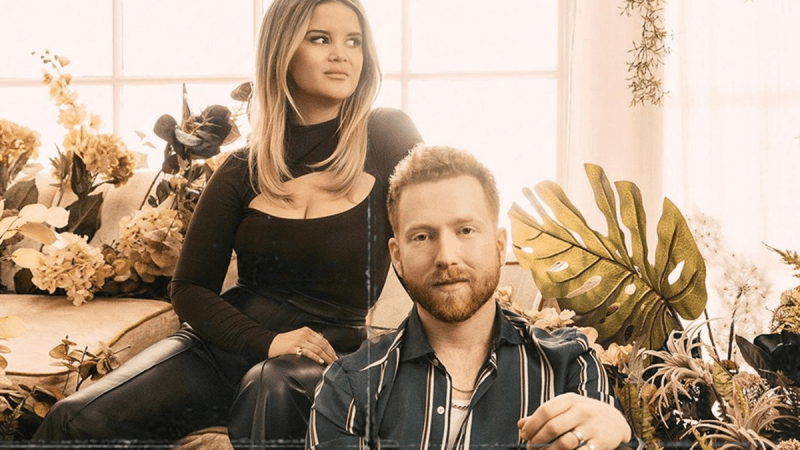 Maren Morris and JP Saxe for Line By Line via Arista Records