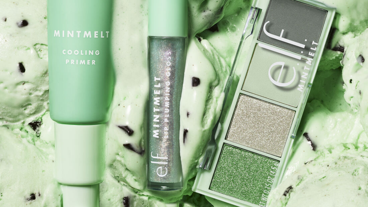 Melting In The Newest Mint Collection By ELF Cosmetics