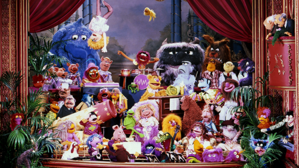 It's The Most Sensational, Inspirational, It's The Muppet Show!