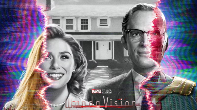 Marvel's WandaVision Is Finally Here!