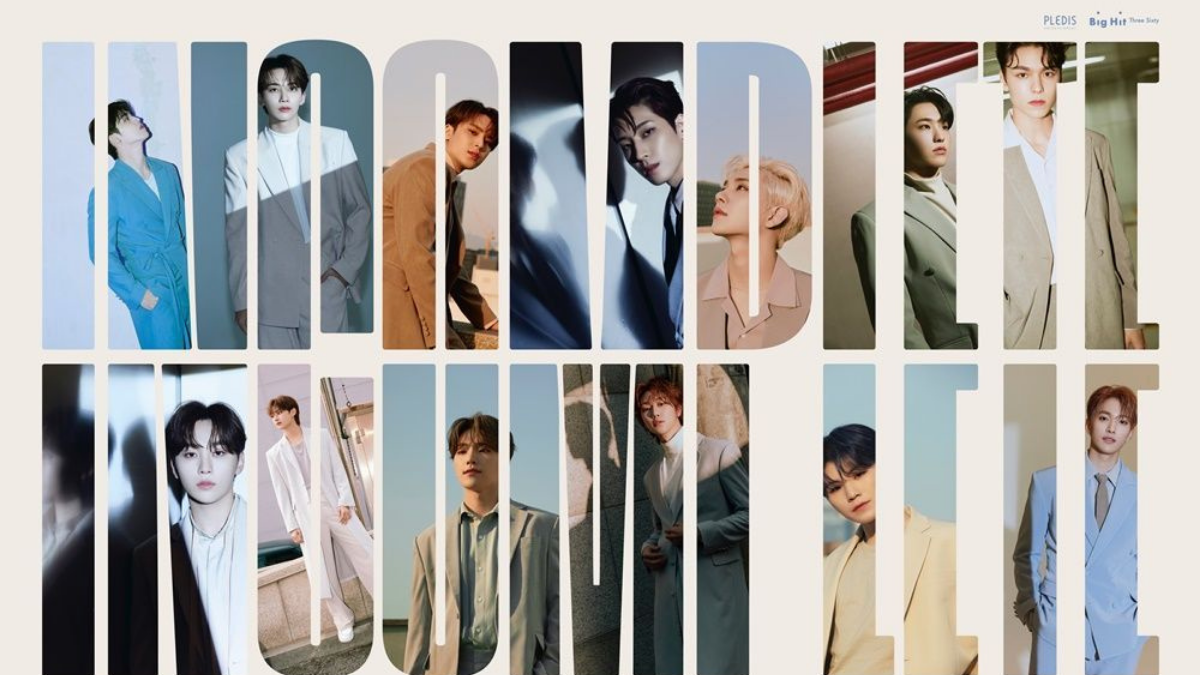 Become Complete With SEVENTEEN's Online Concert  IN-COMPLETE