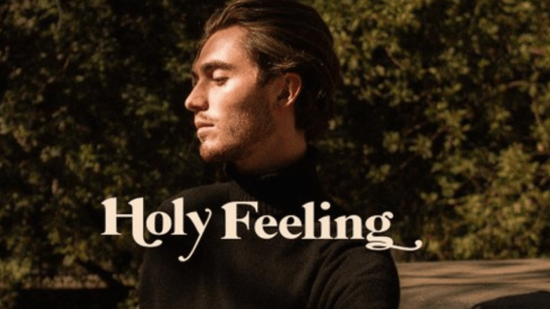 Greyson Chance Gives Us A Holy Feeling With His Newest Track