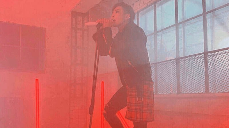 ATEEZ's Hongjoong Takes on 'Numb' by Linkin Park And We Can't Get Enough