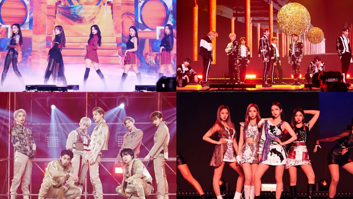Our Favorite Moments From The SMTOWN LIVE Concert