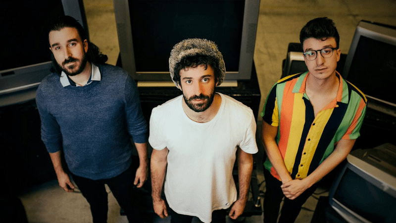 AJR Continues To Climb The Charts with a 'Bang!'