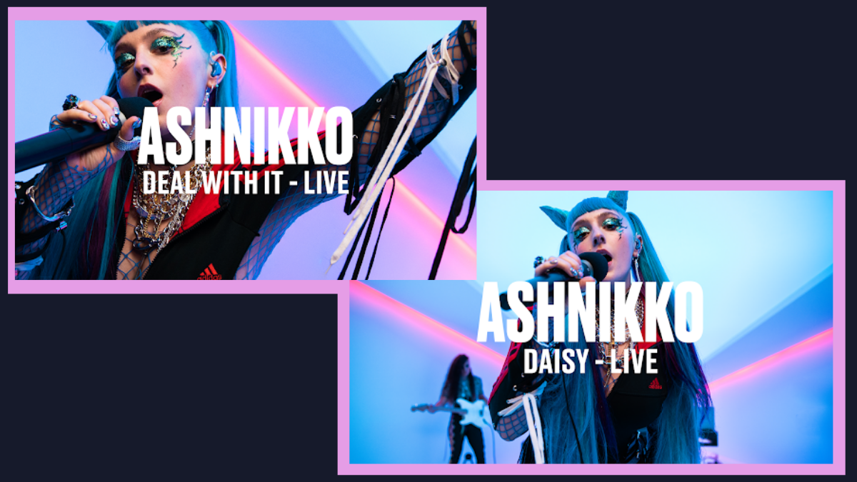 Ashnikko LIVE: 'Daisy' & 'Deal With It'