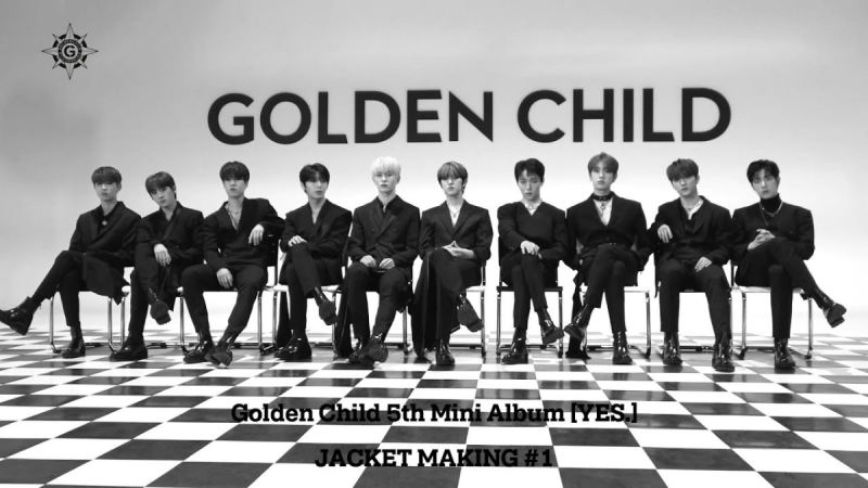 Golden Child 'Burn It' Up With Their New Album