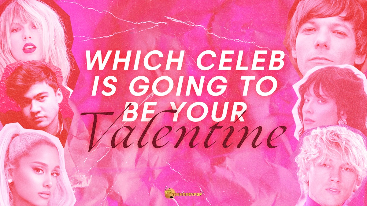 QUIZ: The Honey POP? No, We're Cupid Now And We're Going To Tell You Your Valentine!