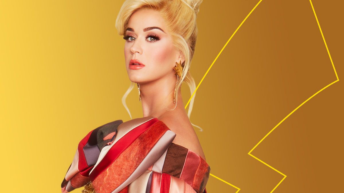 Katy Perry Electrifies With Pokémon And UMG