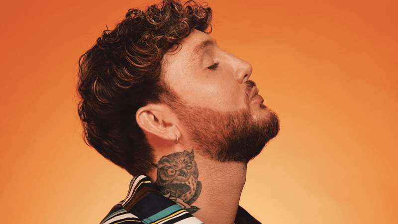 Signed, Sealed, Delivered: James Arthur Signs To Columbia Records UK