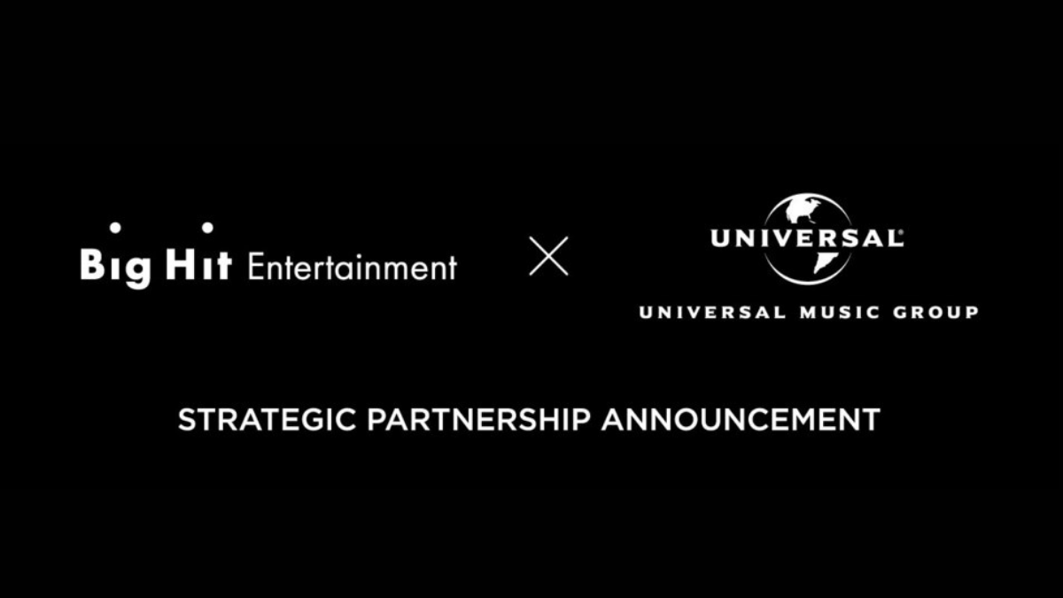 Here's What You Need To Know About The BigHit Entertainment X Universal Music Group Partnership