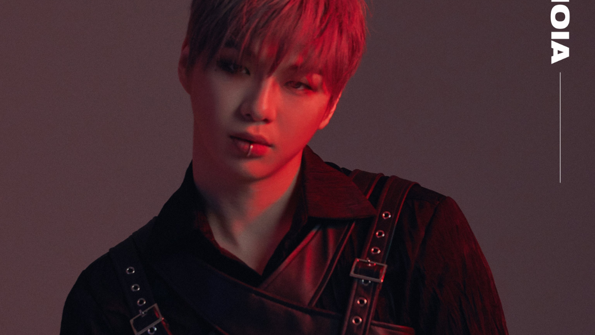 Kang Daniel Overcomes His 'Paranoia' With The Help Of His Own Artistry