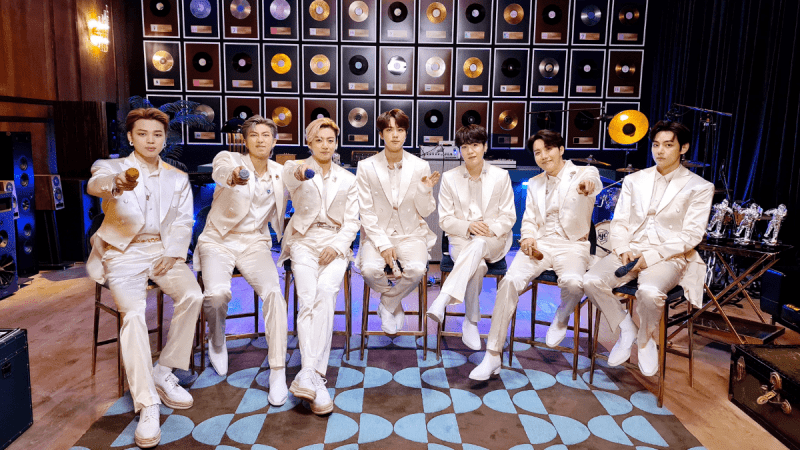 BTS Strip Down Their New Album BE For MTV Unplugged