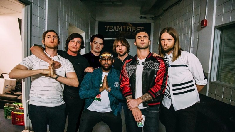 Here's A Maroon 5 Collabs Playlist To Pump You Up For Their Next With Megan Thee Stallion