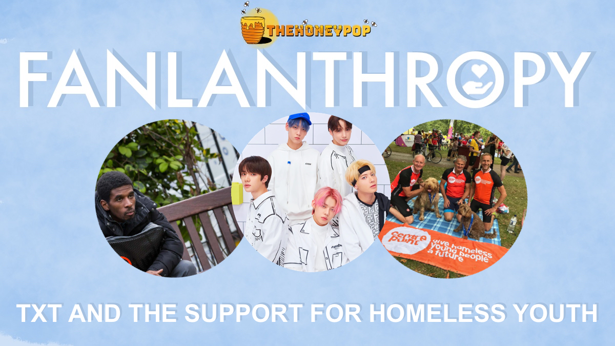 Fanlanthropy: TXT and the Support For Homeless Youth