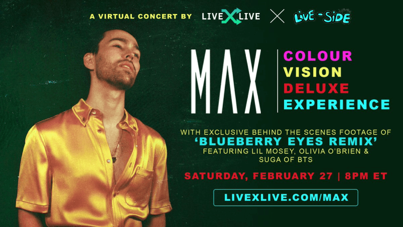 MAX To Bring Us Colour Vision Deluxe Experience