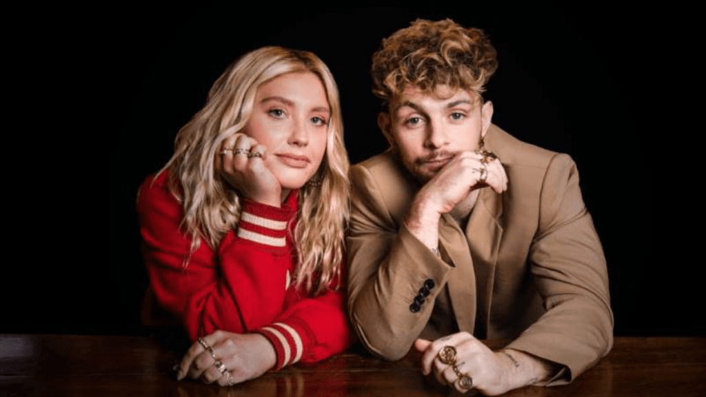 Tom Grennan and Ella Henderson collabs on 'Let's Go Home Together'