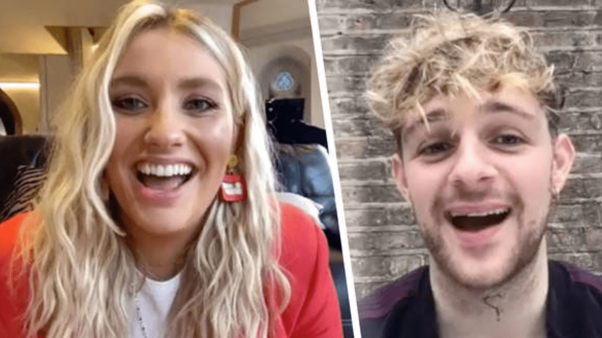 Let's Get Flirty with Ella Henderson and Tom Grennan