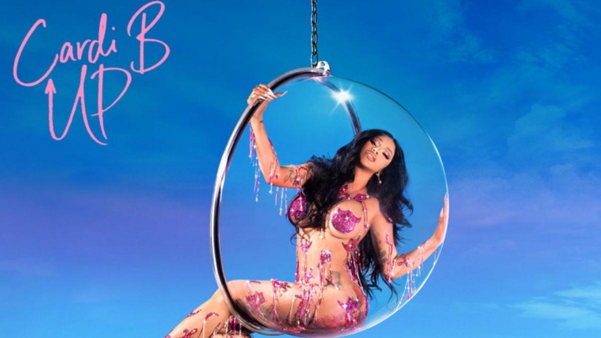 Cardi B Releases New Song 'Up' & Talks To Zane Lowe All About It