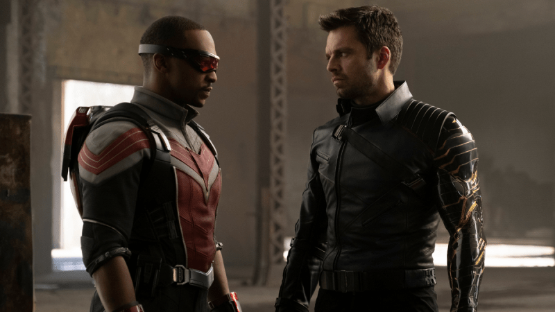 The Long Waited Duo: The Falcon And The Winter Soldier