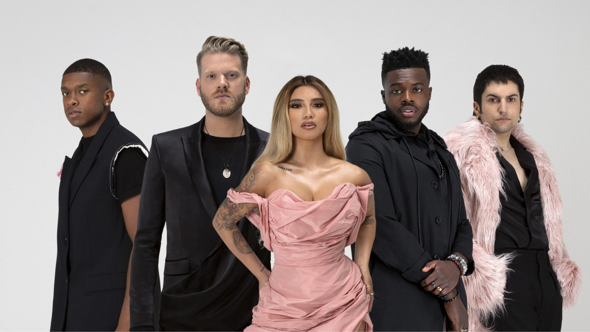 Pentatonix Just Released Their Newest Album And After Listening We're Sure We're The Lucky Ones