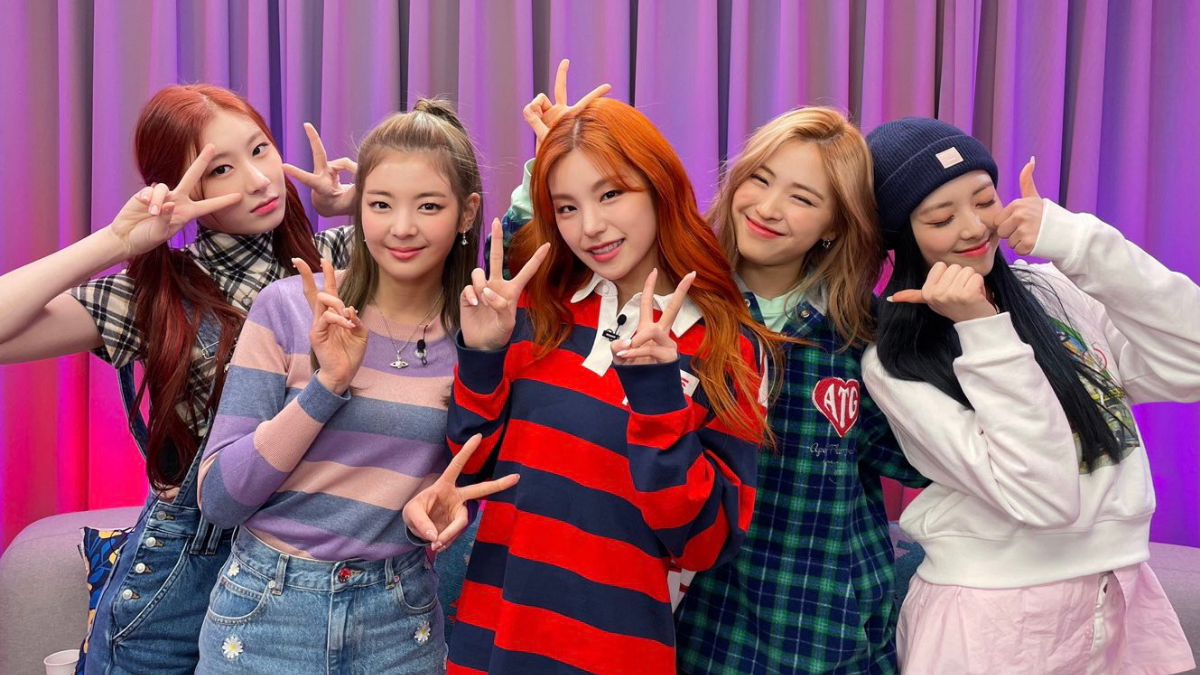 THP's Top 5 ITZY Song Picks