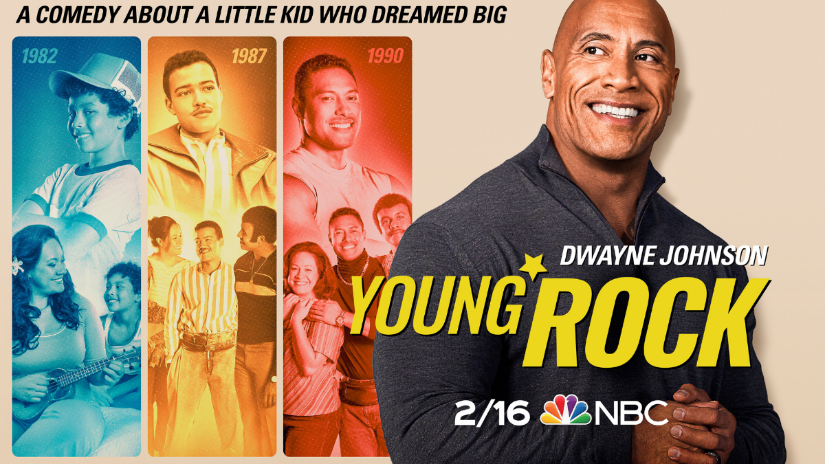 NBC Takes Us Inside The World Of Young Rock