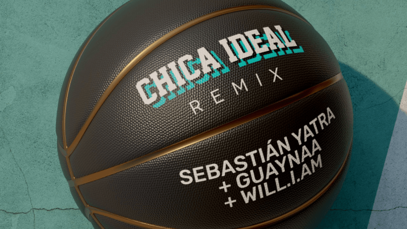 Sebastián Yatra And Guaynaa Pair Up With will.i.am In The 'Chica Ideal' Remix