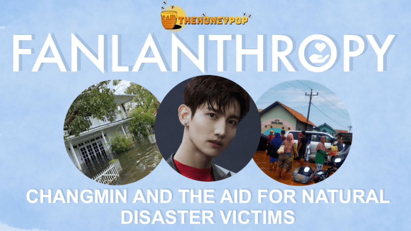 Fanlanthropy: Changmin And The Aid For Natural Disaster Victims