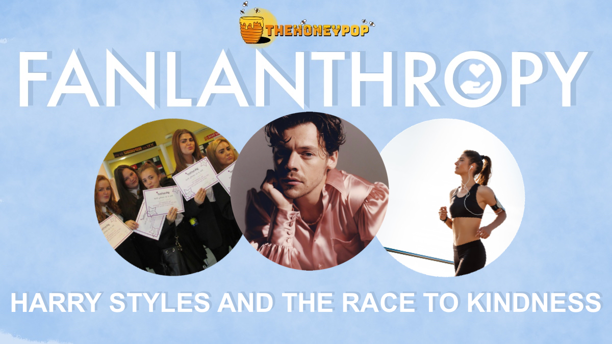 Fanlanthropy: Harry Styles And The Race To Kindness