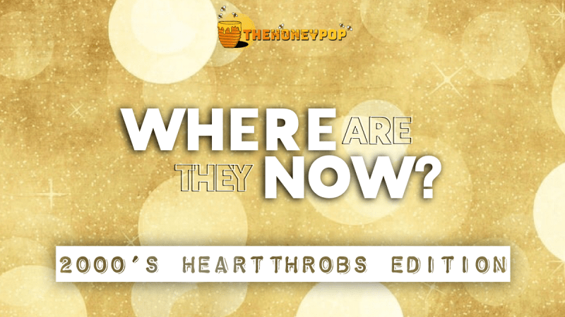 Where Are They Now? 2000's TV/Movie Heartthrob Edition