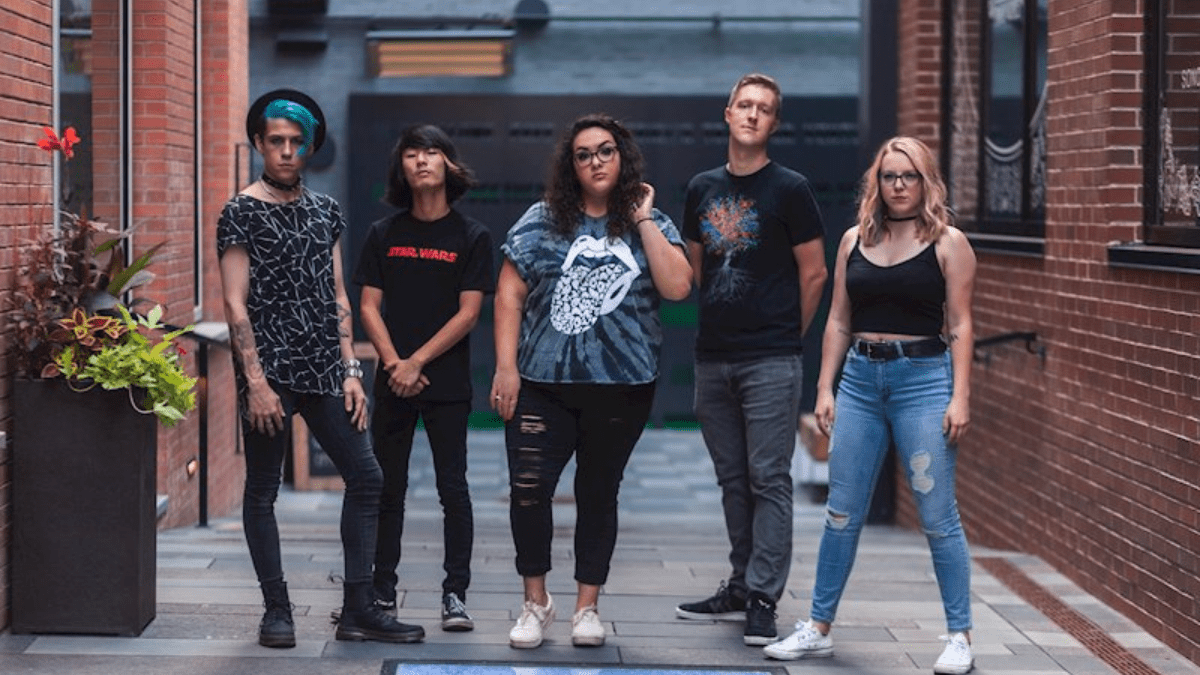 Suitable Miss Releases Debut EP, Don't Look Back!