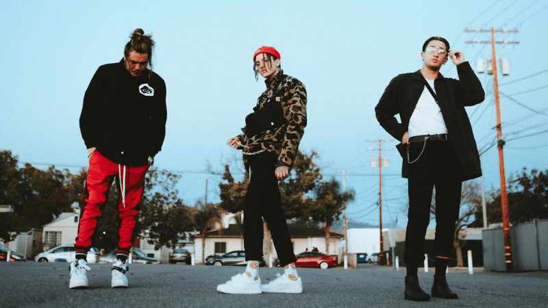 Chase Atlantic Shows Us The BEAUTY IN DEATH