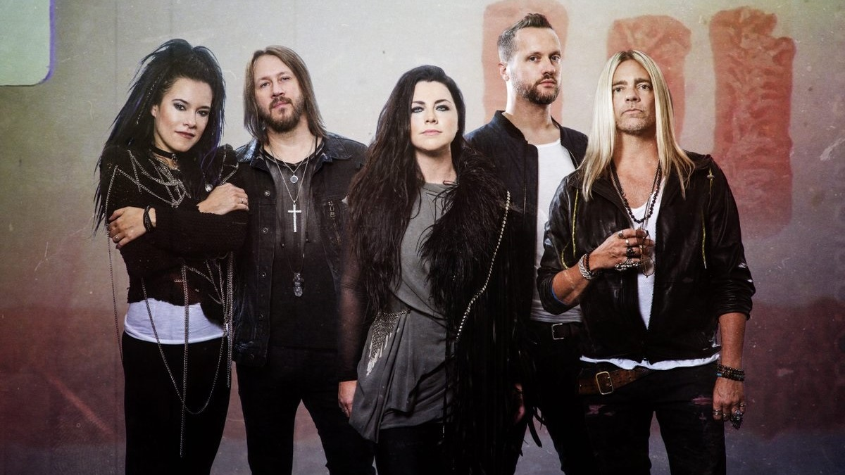 Solve This Puzzle For A Taste Of Evanescence's Latest Single Off  The Bitter Truth