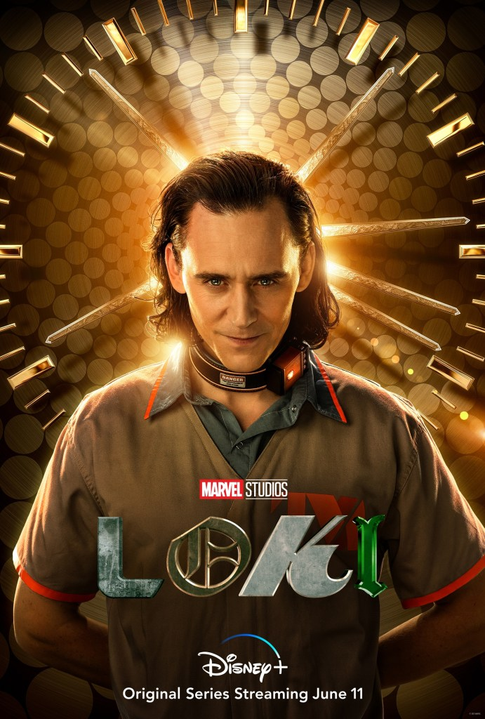 Loki's latest poster